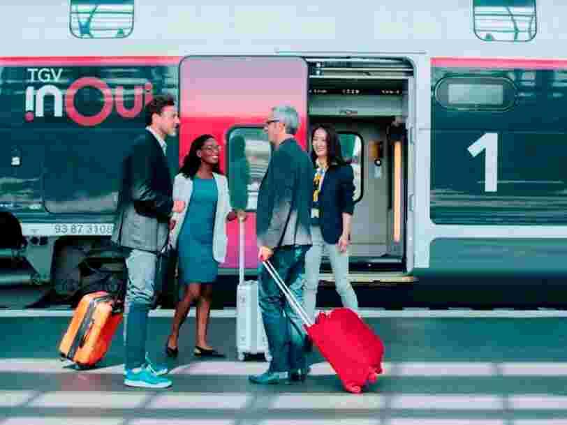Vous pouvez désormais réserver une place en covoiturage sur le site de la SNCF