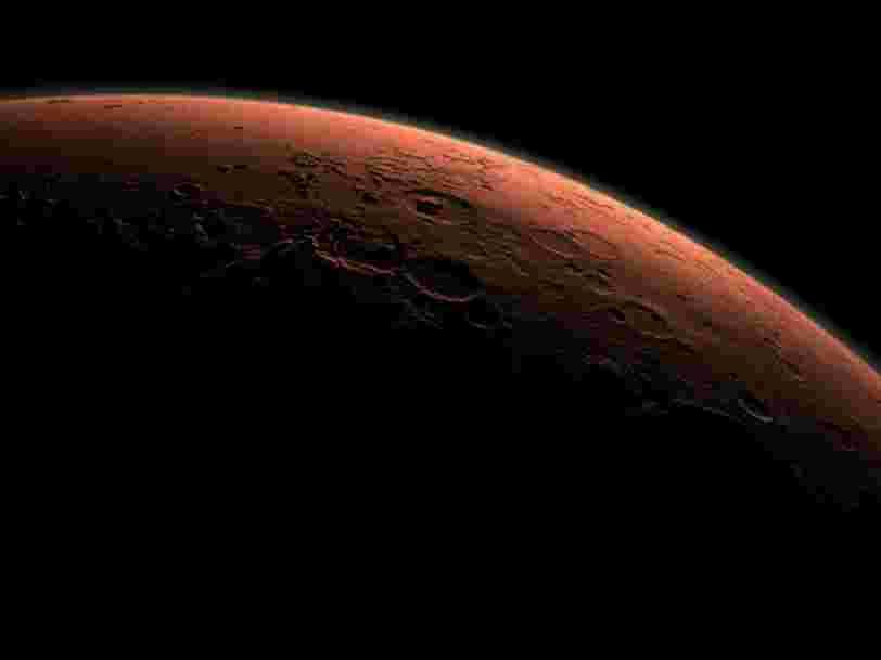 La NASA a dévoilé de nouveaux enregistrements sonores de séismes sur Mars