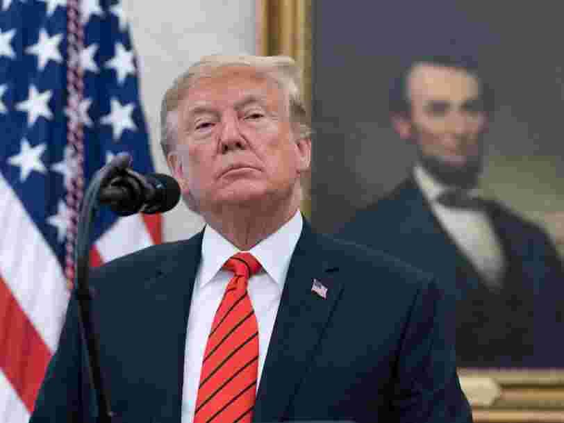 Un nouveau lanceur d'alerte affirme que des mesures 'inappropriées' ont été prises pour influencer le contrôle fiscal de Donald Trump
