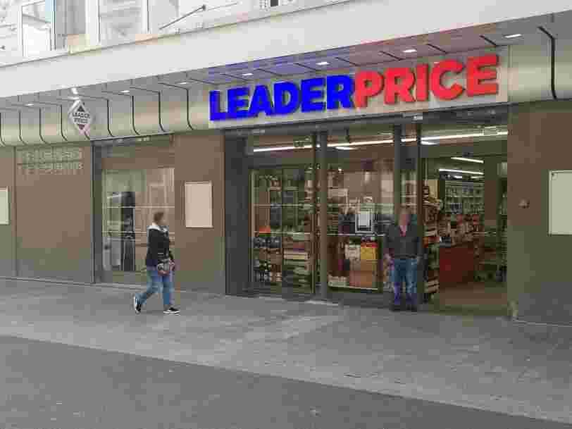 Casino pourrait vendre ses magasins Leader Price à Aldi