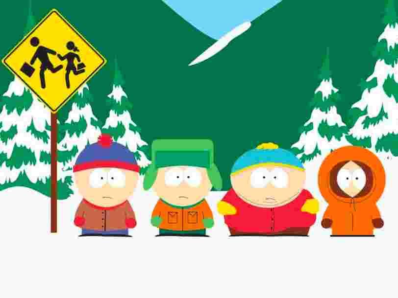 15 épisodes cultes de 'South Park' à voir sur Netflix et Amazon Prime Video