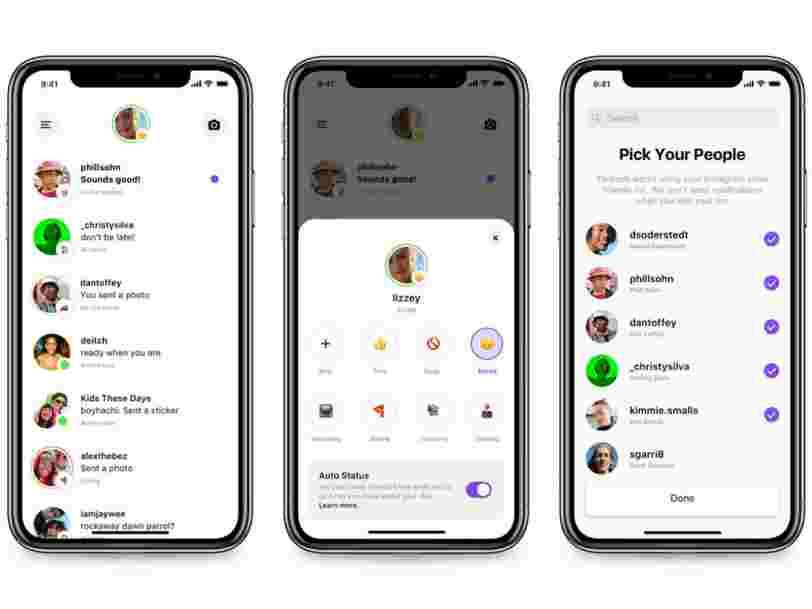 Instagram lance Threads, une appli pour parler avec ses amis proches qui ressemble beaucoup à Snapchat