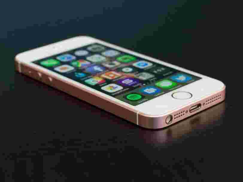 Un nouvel iPhone SE à petit prix devrait sortir début 2020 avec le design l'iPhone 8
