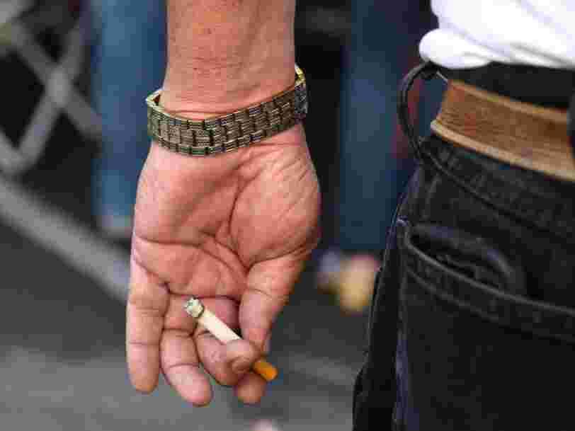 7 effets négatifs du tabagisme sur votre peau