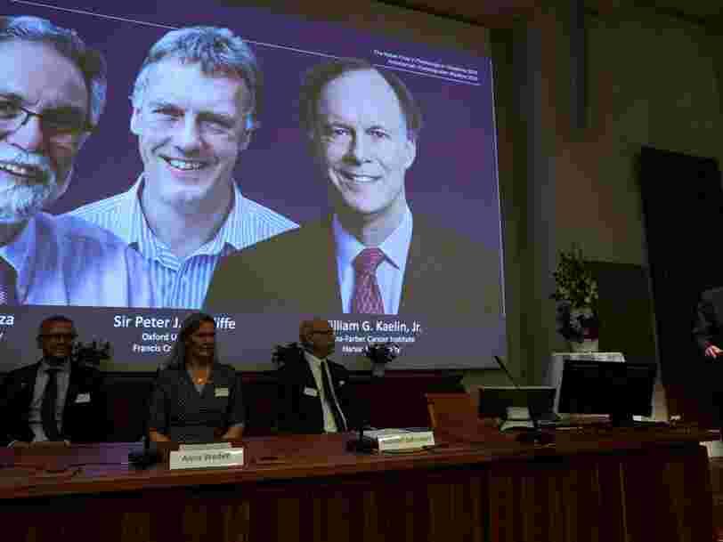 Nobel de médecine : comment les découvertes des lauréats pourraient faire avancer la lutte contre le cancer