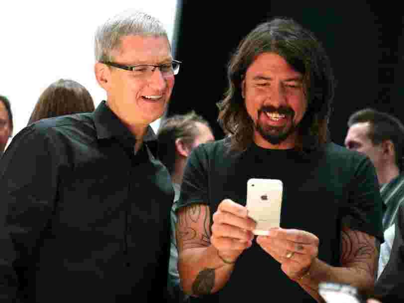 Apple souhaiterait créer un abonnement commun pour Apple Music et Apple TV+