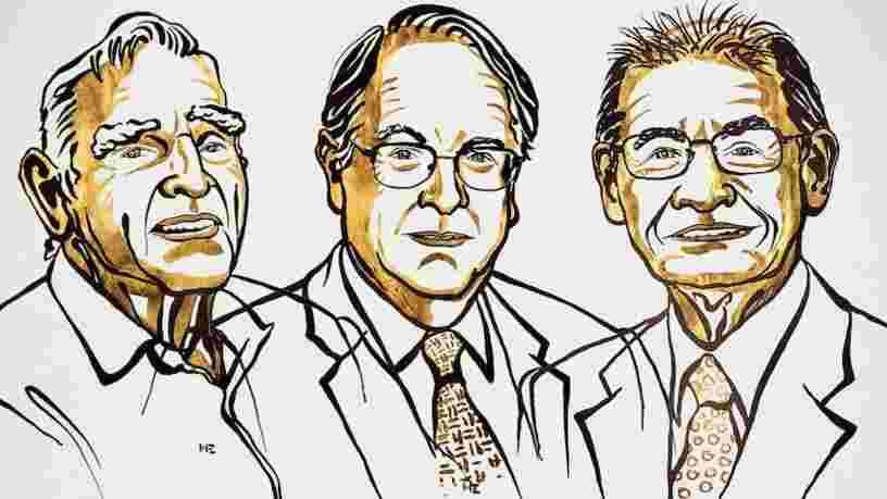 Les inventeurs des batteries lithium-ion, qui équipent tous nos appareils portables, reçoivent le prix Nobel de chimie