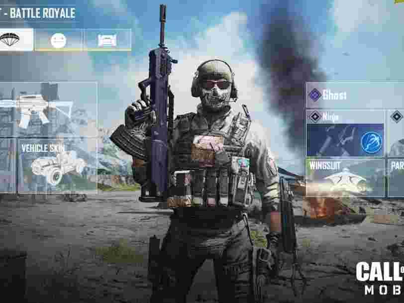 'Call of Duty: Mobile' démarre encore mieux que 'Fortnite'