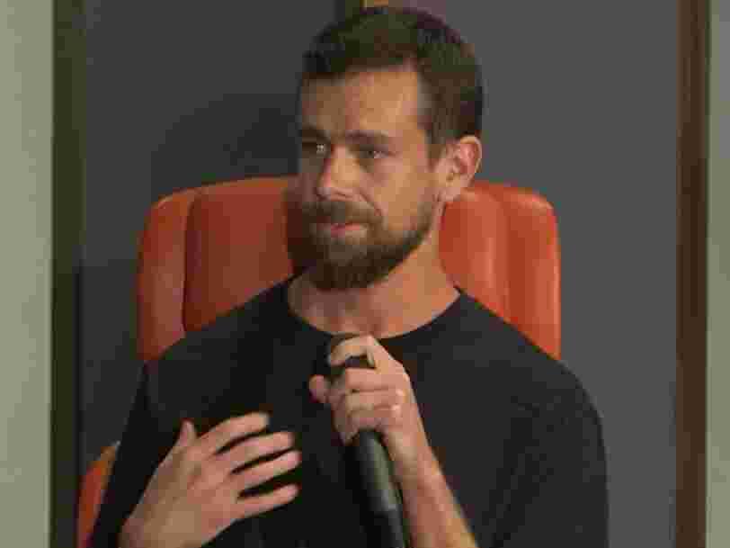 Jack Dorsey dit qu'il n'a pas l'intention de démissionner de son poste de PDG de Twitter ou de Square