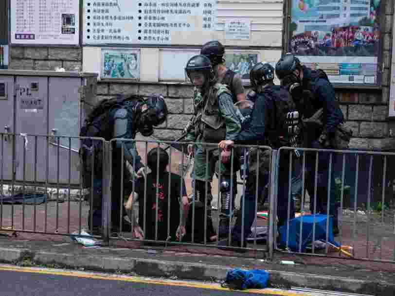Apple retire une application permettant aux manifestants de repérer la police à Hong Kong... et les 6 autres choses à savoir dans la tech