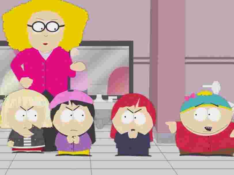 Les épisodes de 'South Park' 'censurés' sur Netflix sont finalement disponibles