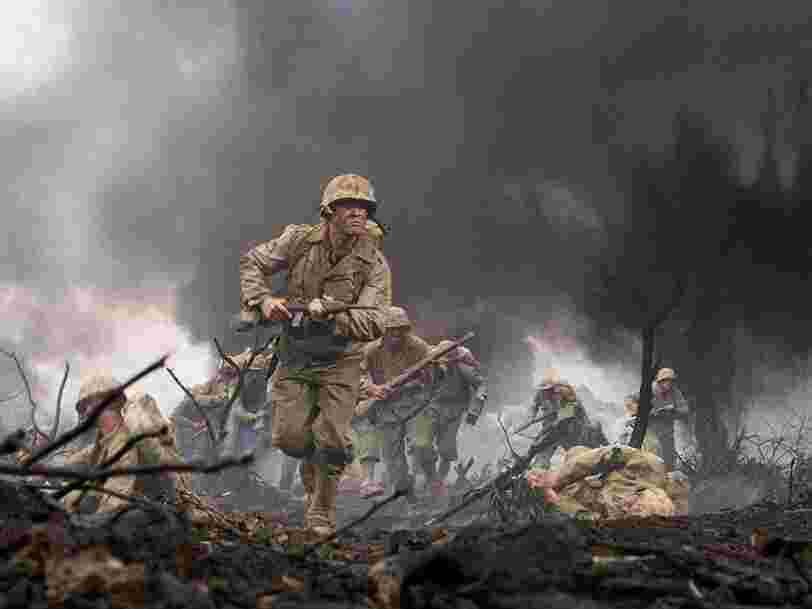 Steven Spielberg et Tom Hanks vont produire la suite de 'Band of Brothers' et 'The Pacific' pour Apple TV+