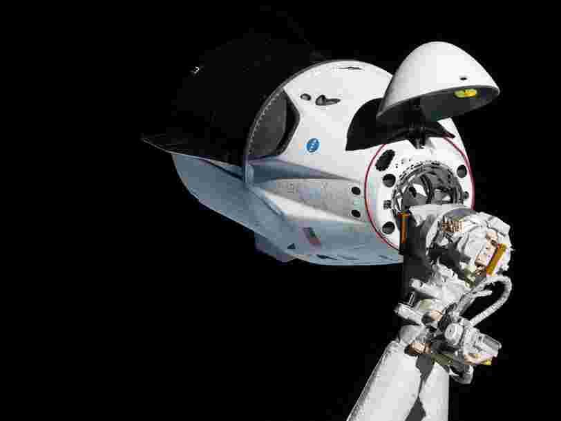 La NASA et SpaceX comptent envoyer le premier vol habité avec la capsule Crew Dragon début 2020