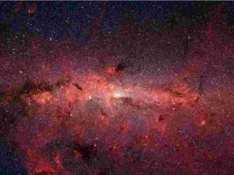 Une image de la NASA montre le centre de notre galaxie avec des détails sans précédent