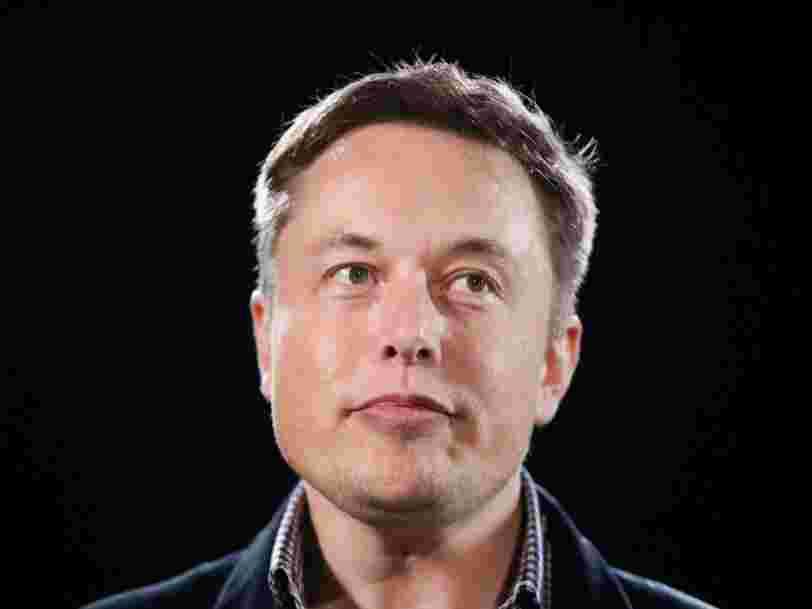 Dans un mail, Elon Musk demande aux employés de Tesla de faire de la livraison leur priorité numéro 1