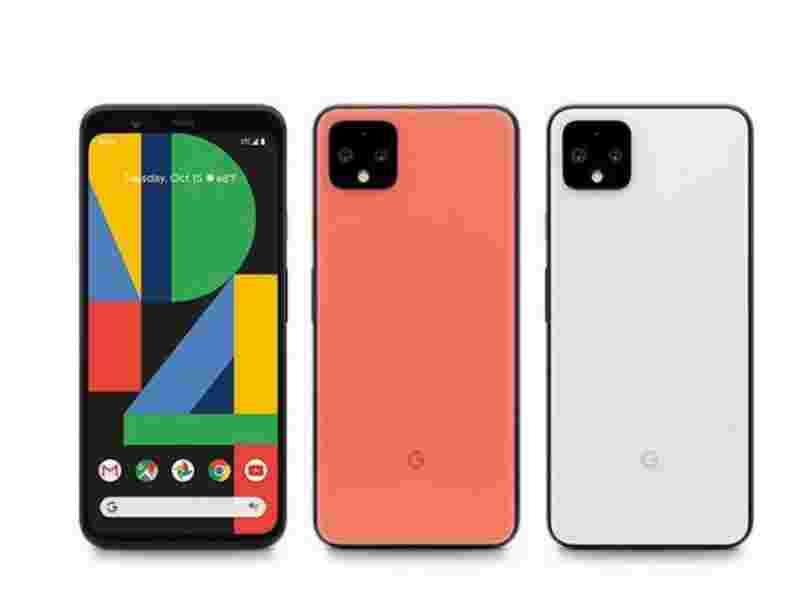 La fiche technique du Google Pixel 4 fuite juste avant son lancement officiel