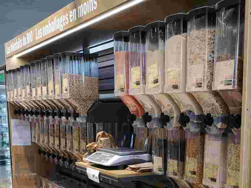 Voici les supermarchés les moins chers pour acheter en vrac
