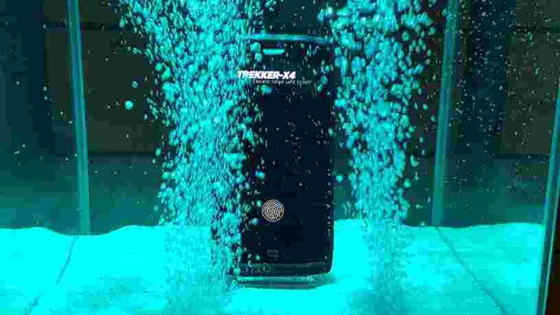 La marque de smartphones Crosscall assied sa crédibilité face à Samsung ou Huawei en équipant les contrôleurs de la SNCF