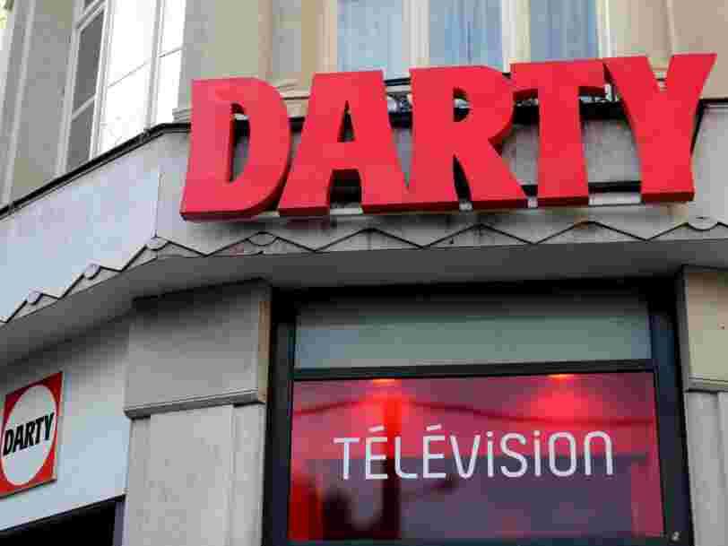 Darty propose un abonnement à ses clients pour réparer leurs produits électroménagers pendant 15 ans