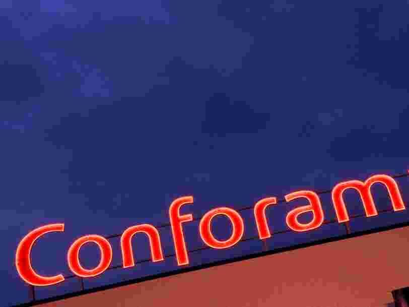 Les salariés de Conforama font grève, certains magasins fermés pour la journée