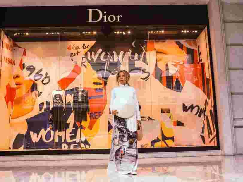 Dior, Axa, Danone... Les 9 marques françaises les plus puissantes au monde