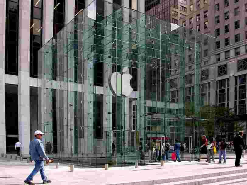 Apple, Google, Coca-Cola... Les 17 marques les plus puissantes au monde
