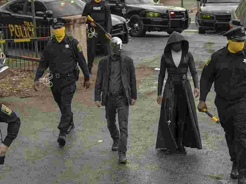 Tout ce que vous devez savoir sur l'univers de 'Watchmen' avant de regarder la série