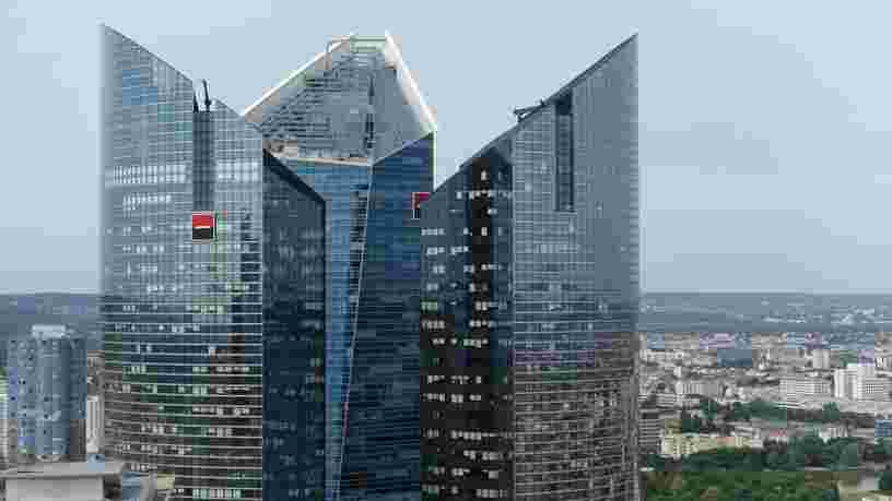 Une banque sur trois pourrait disparaître avec le ralentissement de la croissance