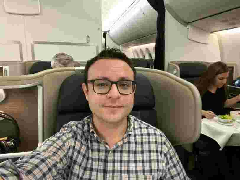 J'ai testé le plus long vol direct de l'histoire, voici comment se sont déroulées ces 19h avec Qantas entre New York et Sydney