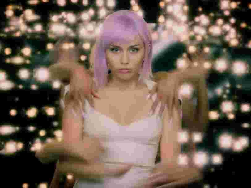 Netflix a dévoilé la bande-annonce de la saison 5 de 'Black Mirror' avec Miley Cyrus
