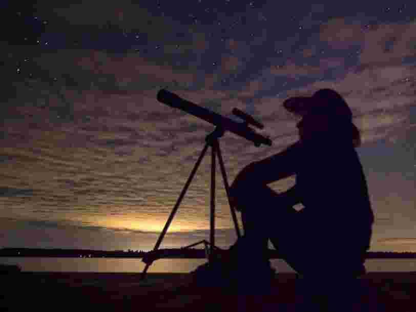 Vous pourrez encore observer la pluie d'étoiles filantes des Orionides dans les jours à venir