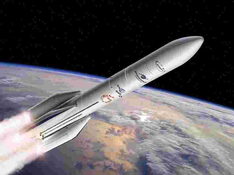 Arianespace pourrait proposer du transport de matériel vers la Lune dès 2023