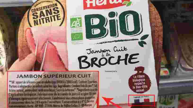 Made in France : 9 exemples pour ne plus vous faire avoir par les emballages de produits alimentaires en supermarché