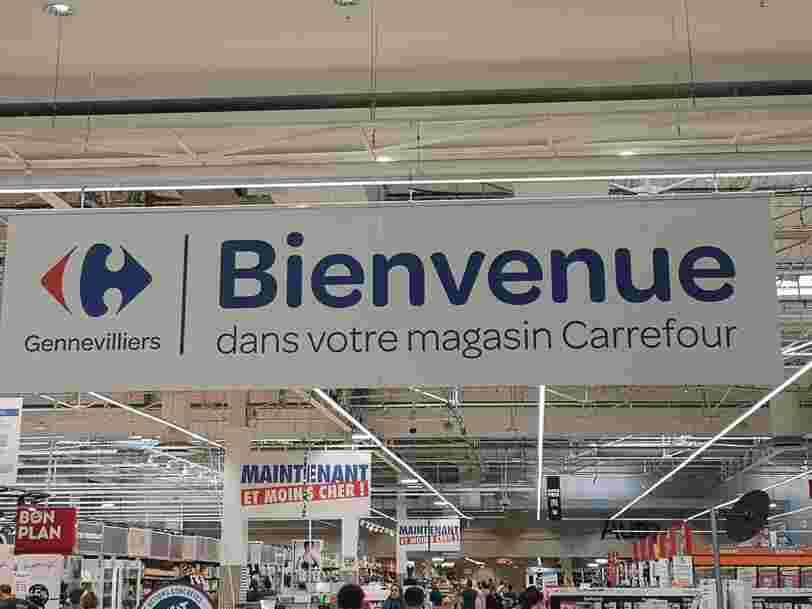 Les promos n'auraient pas permis à Carrefour de progresser en septembre, Leclerc et Lidl continuent leur croissance