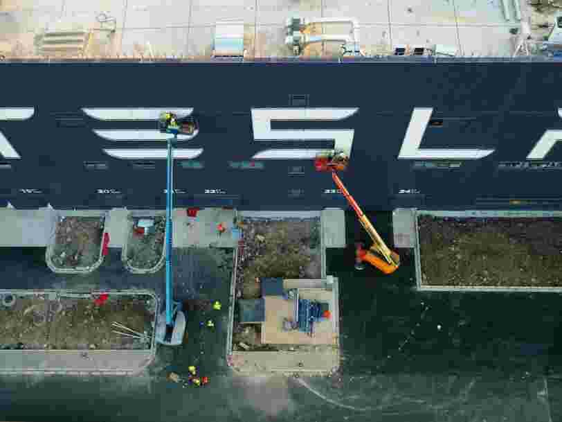 Tesla réjouit Wall Street après avoir annoncé être rentable au 3e trimestre