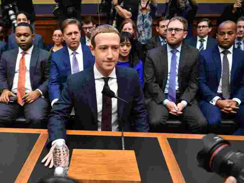 Mark Zuckerberg assure que Facebook se retirerait du projet Libra s'il n'était pas approuvé par les régulateurs américains