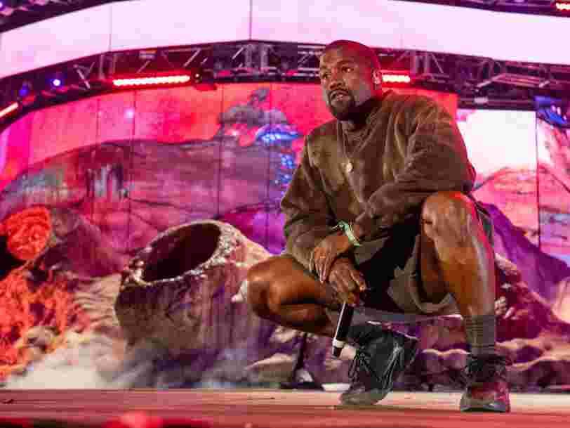 Voici comment Kanye West a gagné une fortune en 2019 et comment il la dépense