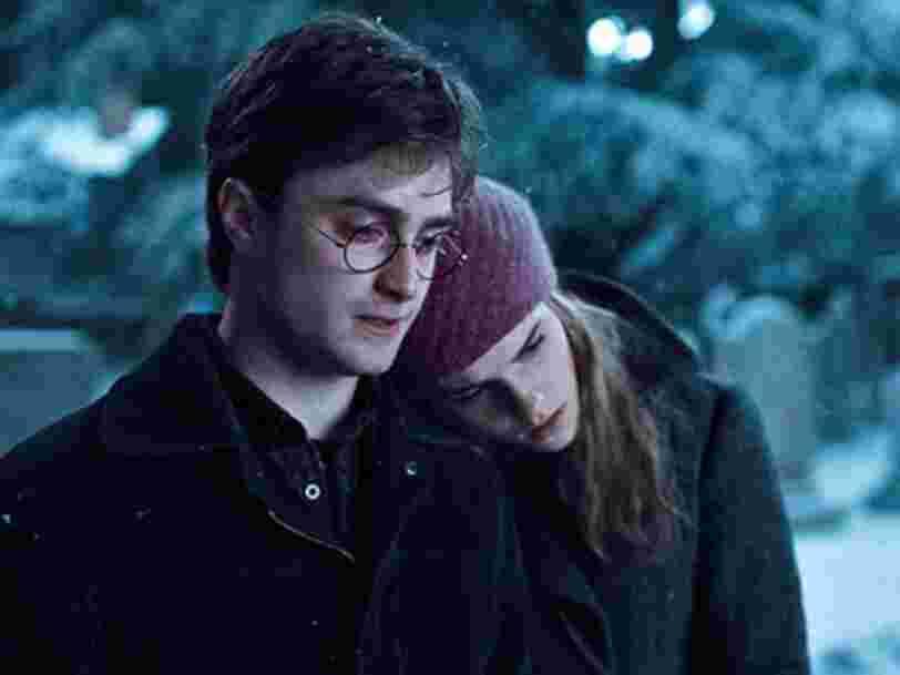 'Harry potter', 'Slumdog Millionaire'... Les films qui quittent Netflix en novembre