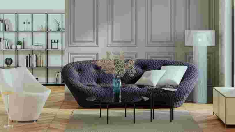 Vous allez maintenant pouvoir louer des meubles de luxe avec Ligne Roset