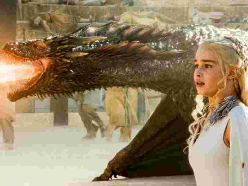 'Game of Thrones' : HBO officialise sa nouvelle série centrée sur la maison Targaryen, 'House of the Dragon'