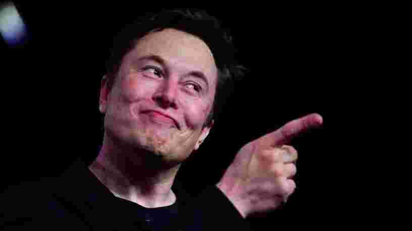 Elon Musk a annoncé faire don de 1 M$ pour planter des arbres