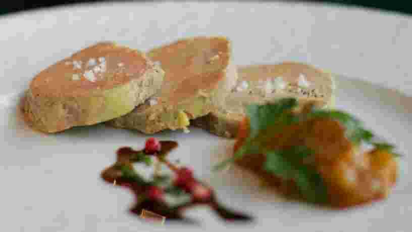 Les New-Yorkais interdits de foie gras à partir de 2022