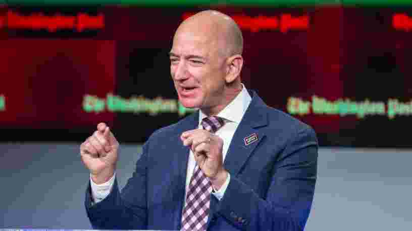 Les milliardaires de la tech ont tous vu leur fortune augmenter en 2019, sauf Jeff Bezos, le fondateur d'Amazon
