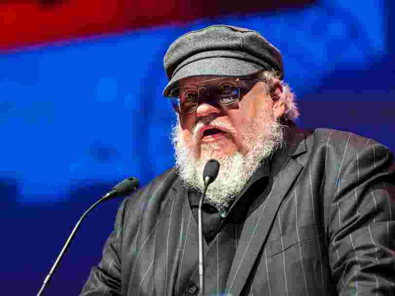 George R. R. Martin ne participera pas à la série 'House of the Dragon' tant qu'il n'aura pas fini d'écrire le tome 6 de 'Game Of Thrones'