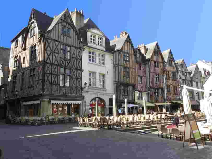 Les 25 grandes villes de France où vous avez le plus perdu ou gagné de mètres carrés en 2 ans