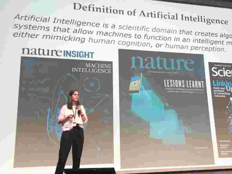 Voici comment une ingénieure en IA imagine le métier de radiologue dans le futur