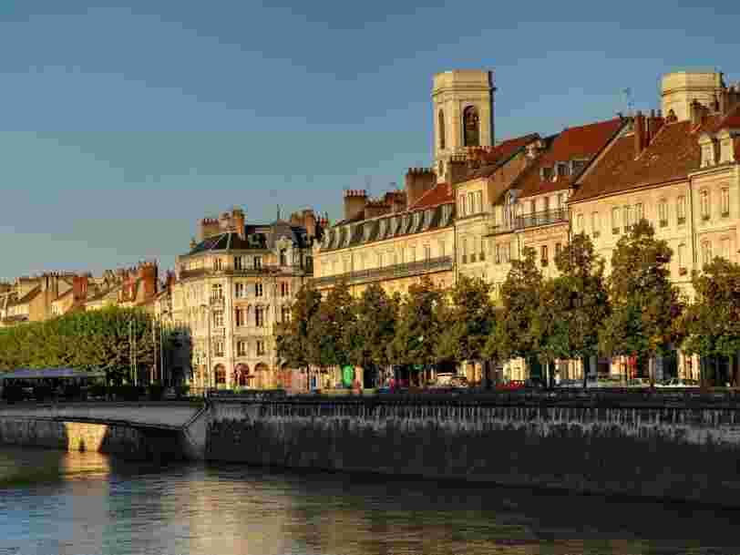 Les taux des crédits immobiliers varient selon l'endroit où vous habitez, voici le classement des régions françaises