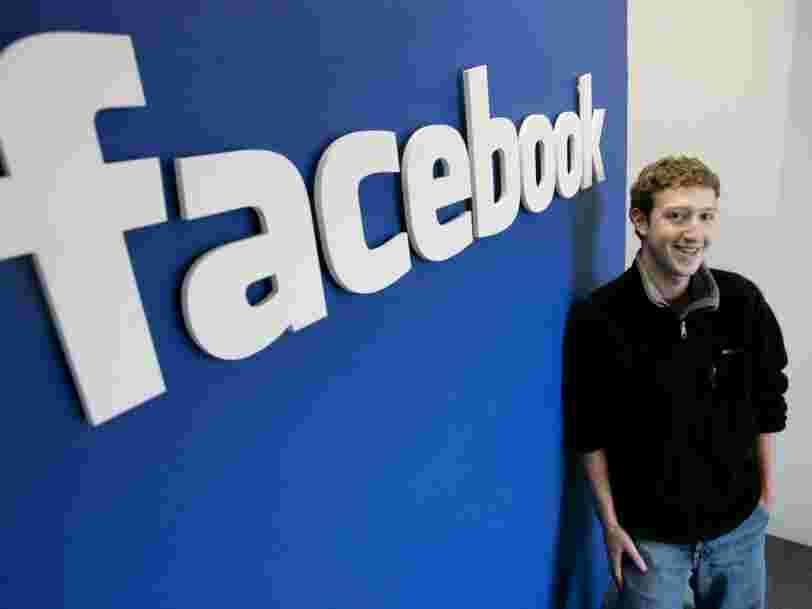 Voici le nouveau logo que Facebook va ajouter sur WhatsApp et Instagram