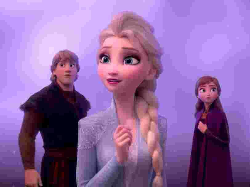 Les réalisateurs de 'La Reine des Neiges 2' ne ferment pas totalement la porte à un troisième film