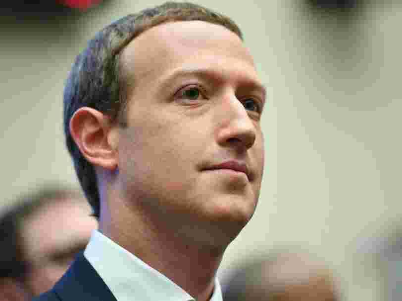 Facebook aurait utilisé les données des utilisateurs pour nuire à Youtube, Twitter et Amazon